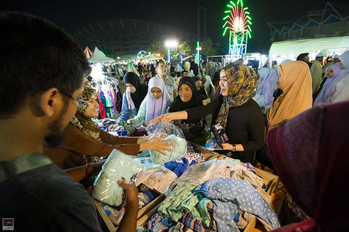 Halal Shopping Street